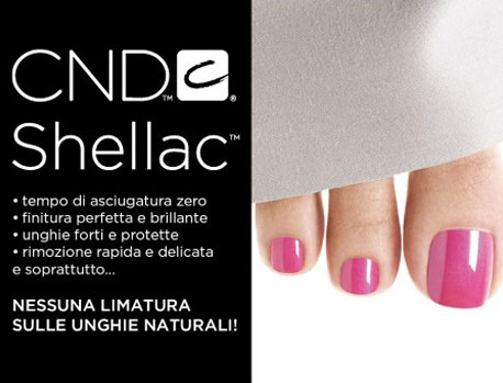 Pedicure Shellac